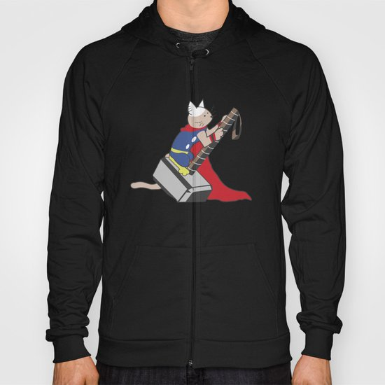 The Catty Thor Hoody