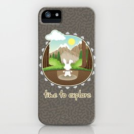 Time to explore iPhone Case