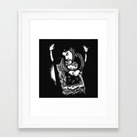 che Framed Art Prints featuring Che by Chuchuligoff