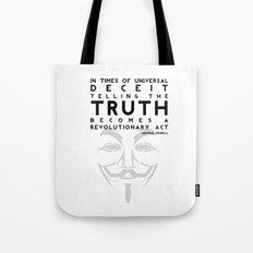 Truth Revolution Tote Bag