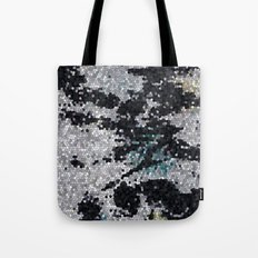 GeoTexture Tote Bag