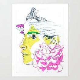 Jonsi Art Print