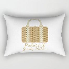 Picture it, Sicily Rectangular Pillow