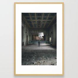Hidden treasures - Liverpool Framed Art Print