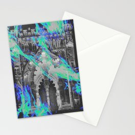 RAGE AGAINST THE DYING OF THE LIGHT Stationery Cards