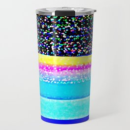 It's Just a Glitch Travel Mug