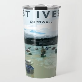 St Ives Travel Mug