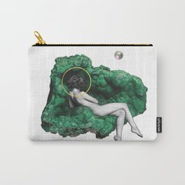 feeling love like a malachite does Carry-All Pouch