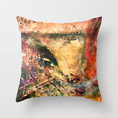 Avalon by Jean-François Dupuis Throw Pillow