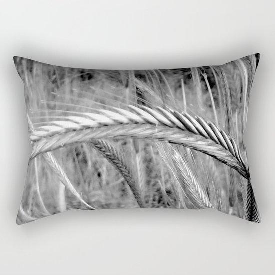 Feathering Rectangular Pillow