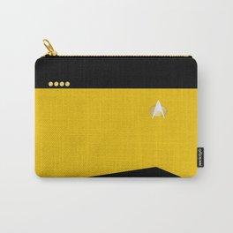Star Trek: TNG Yellow Captain Uniform Carry-All Pouch