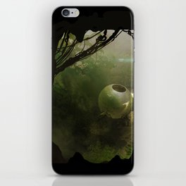 Explorer iPhone Skin