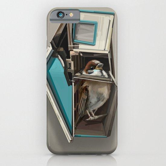 home bird iPhone & iPod Case
