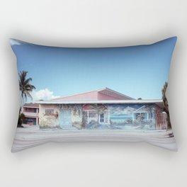 Wall art Rectangular Pillow