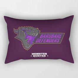 Monster Hunter All Stars - BD Rectangular Pillow