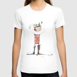 Naughty Boy T-shirt