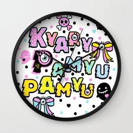 Kyary Pamyu Pamyu 2 T-Shirt Wall Clock