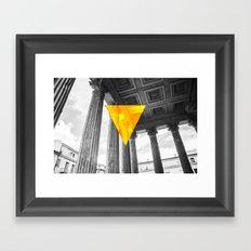 Maison Carrée, Nimes Framed Art Print