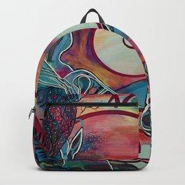 Mermaid Transformation Backpack