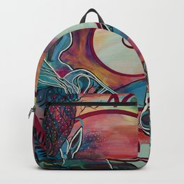 Mermaid Transformation Backpack