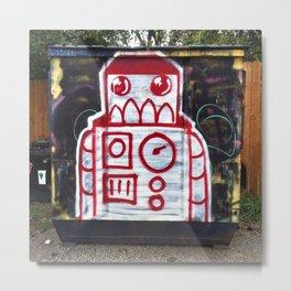 Eastside Robotics 2 Metal Print