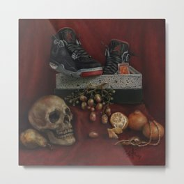 Fresh To Death: Part One Metal Print
