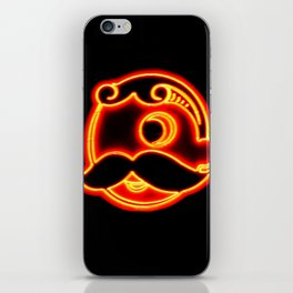 Natty Glow iPhone Skin