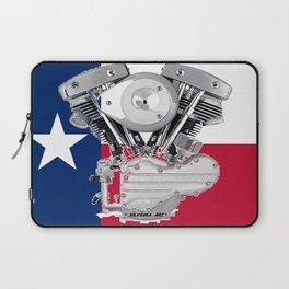 Texas Lone Star Shovel Laptop Sleeve
