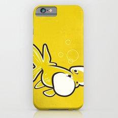 Bubble Eye Goldfish iPhone 6s Slim Case