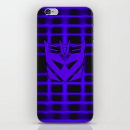 Decepticon Insignia iPhone Skin