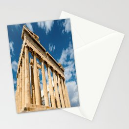 Parthenon Greece Stationery Cards