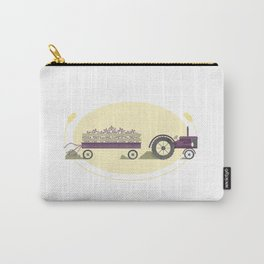 Hitched & Truckin' Carry-All Pouch