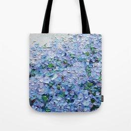 Nantucket Blues Tote Bag