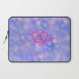 Love Stings Laptop Sleeve