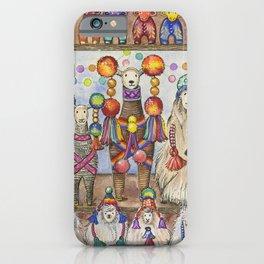 Peruvian Gift Shop iPhone Case