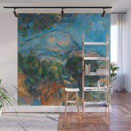 "Paul Cezanne ""Mount Sainte-Victoire"" Wall Mural"