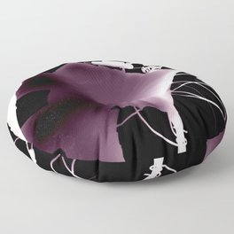 Mixed Movement Floor Pillow