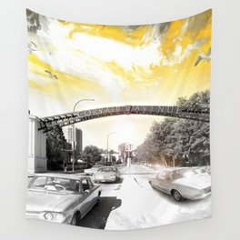 Corvair Avenue Wall Tapestry