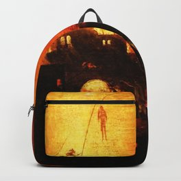The flaming infurno Backpack