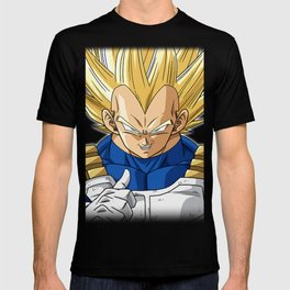 Dbz super vegeta T-shirt