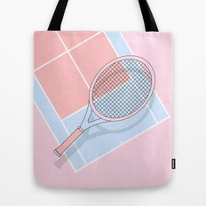 Hold my tennis racket Tote Bag