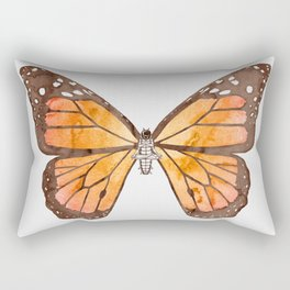 Caterpillar's nirvana Rectangular Pillow