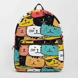 Cats Cats Everywhere Backpack