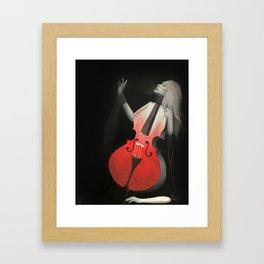 Id's Dream Framed Art Print