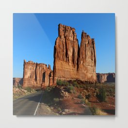 Still Waiting For You Metal Print