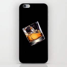 Whisky on the Rocks iPhone Skin