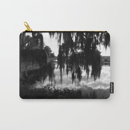 Monochromatic Renderings Carry-All Pouch
