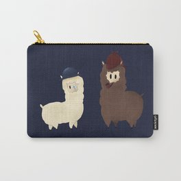 Sherlock Alpaga  Carry-All Pouch