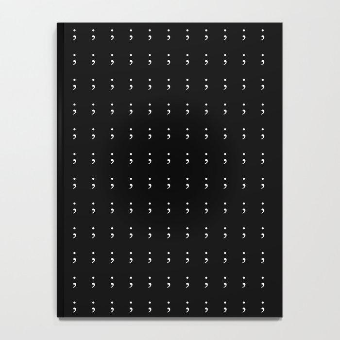 Semicolon Notebook