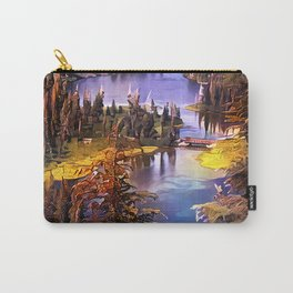 Twin Lakes, California Carry-All Pouch